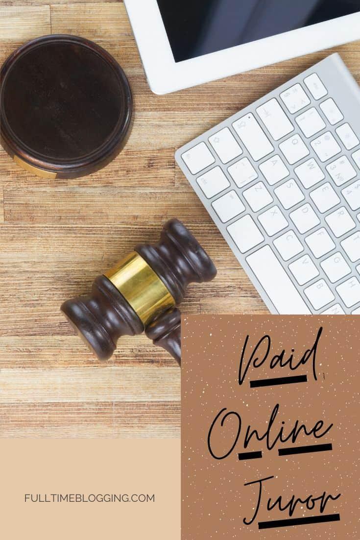 paid online juror