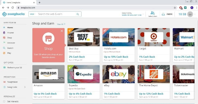 what is the best way to make money with swagbucks