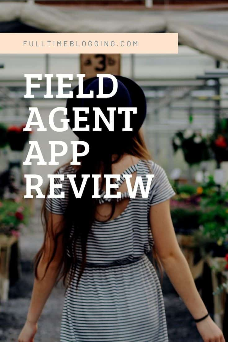The Field Agent App Review