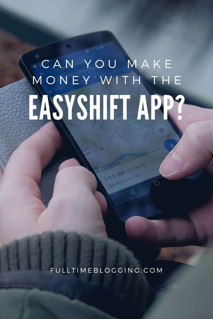 the easyshift app