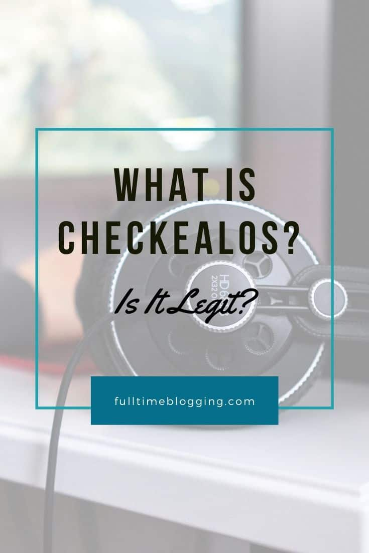 What Is Checkealos