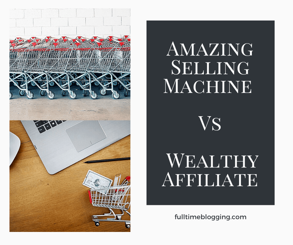 The Amazing Selling Machine Or