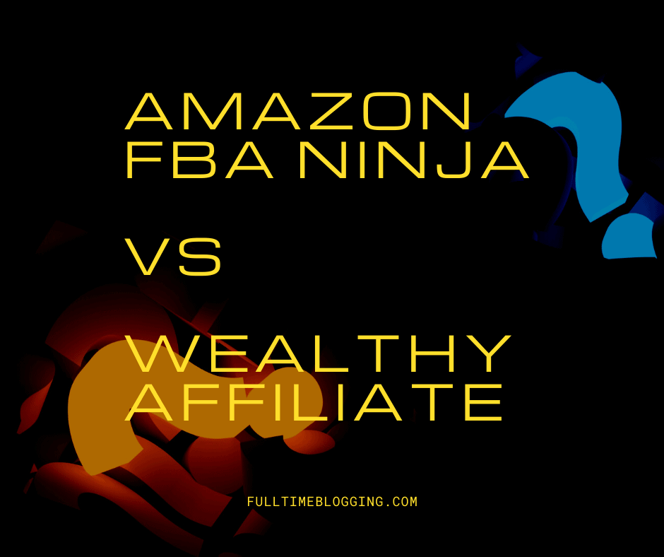 The Amazon FBA Ninja Or