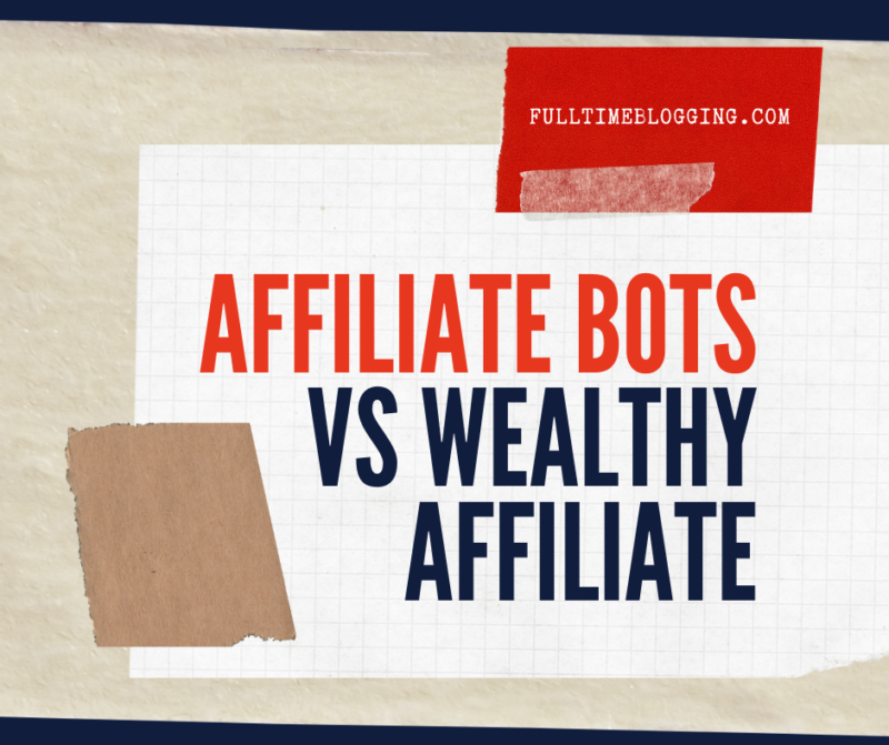 the affiliate bots or