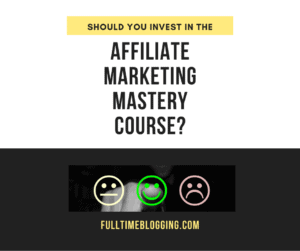 the affiliate marketing mastery review