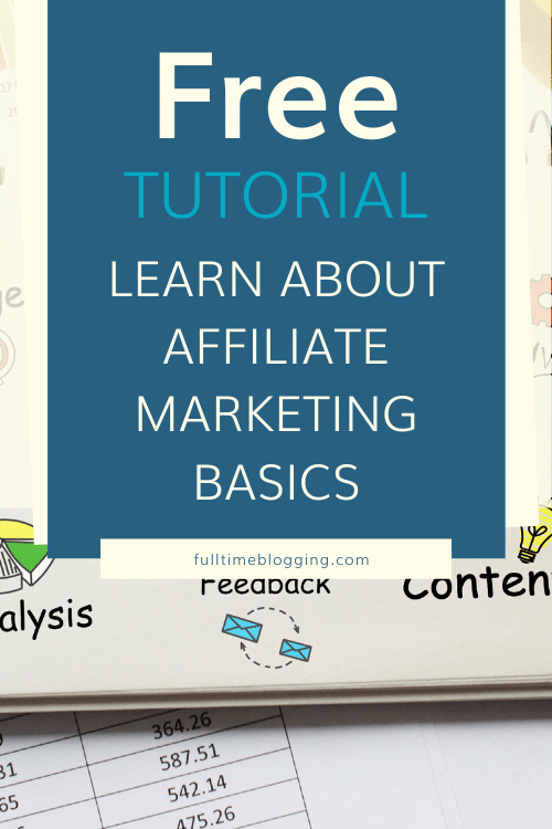 Learn About Affiliate Marketing Basics