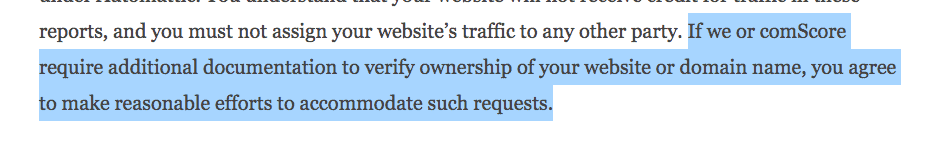you cannot verify your ownership of free wordpress website to google