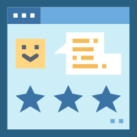product review icon