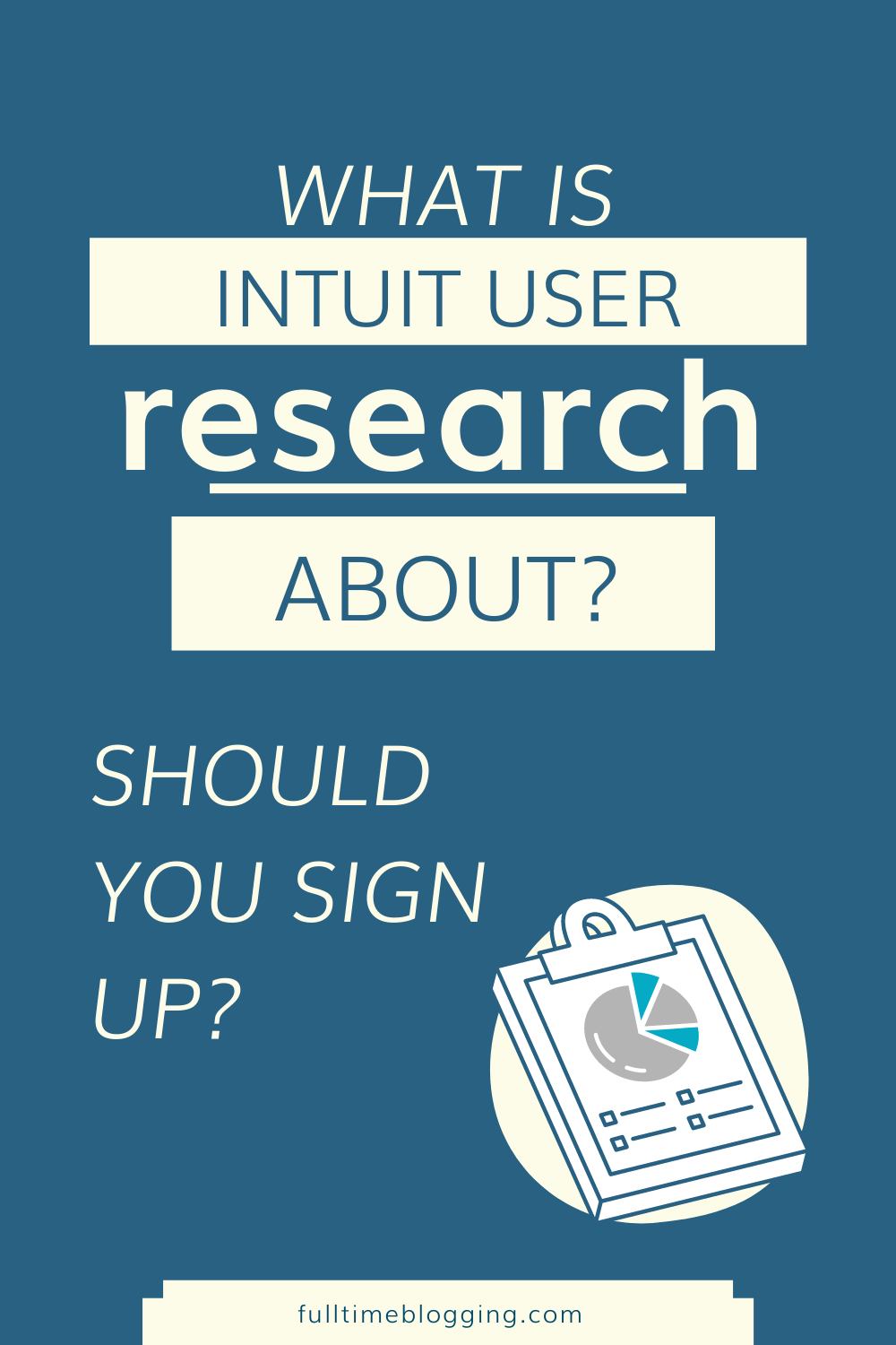 What Is Intuit User Research About