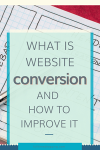 What Is Website Conversion