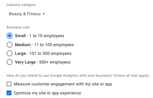 google analytics 4 setup
