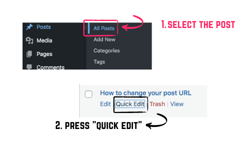 how to tag a blog post
