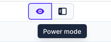 switch on power mode