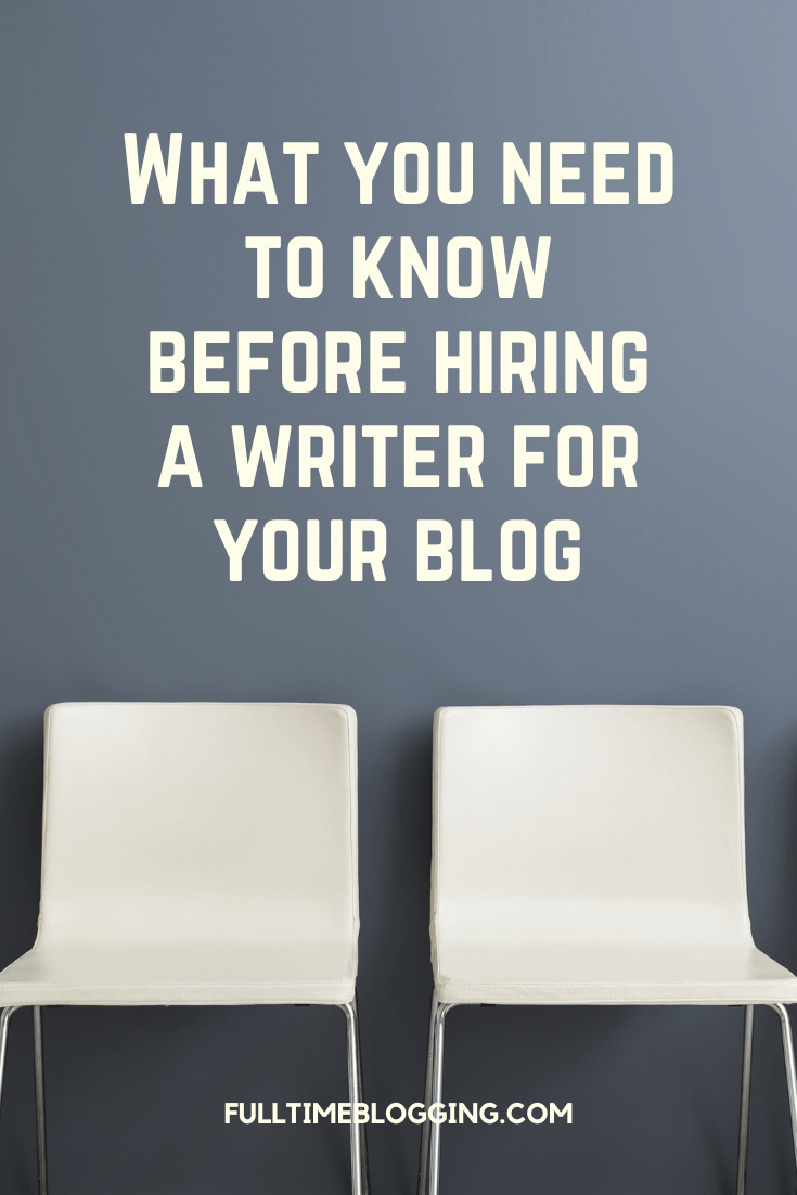 Hiring Writers For A Blog