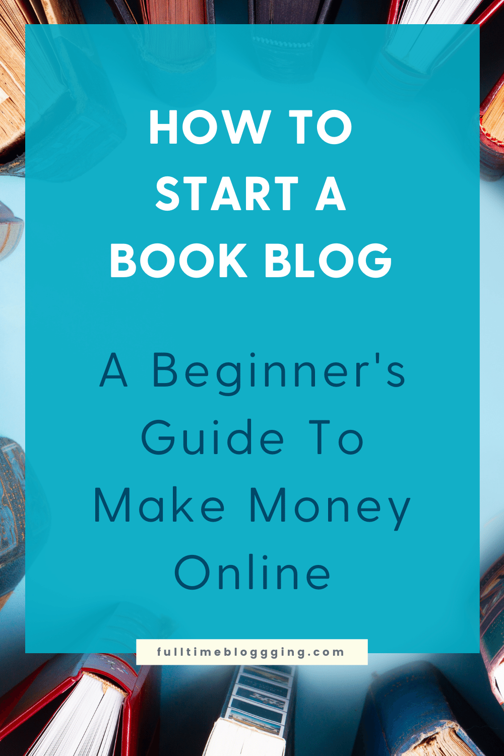 How To Start A Blog About Books