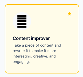 How to Use Content Improver For Social Media